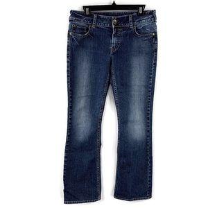 Silver Suki Bootcut Medium Wash Jeans Size 31/32